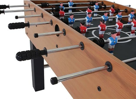 American Legend Charger Foosball Table Detail View