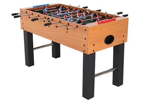 American Legend Charger Foosball Table Full View