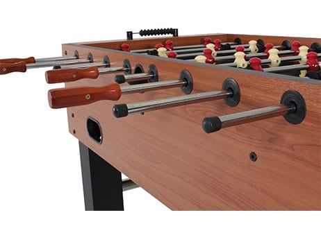 American Legend Manchester Foosball Side Detail View