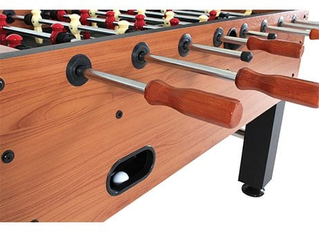American Legend Manchester Foosball Side View