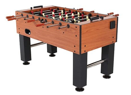 American Legend Manchester Foosball Table Full View