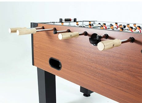 Atomic Gladiator Foosball Side View