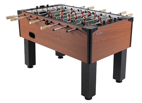 Atomic Gladiator Foosball Table Full View