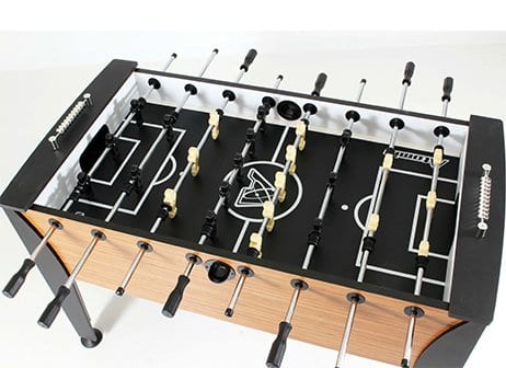 Atomic Pro Force Foosball Table Top View