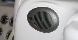 bluetooth hot tub speaker