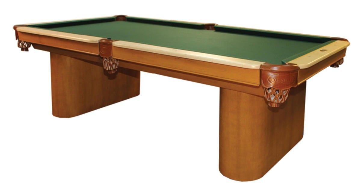 capri pool table