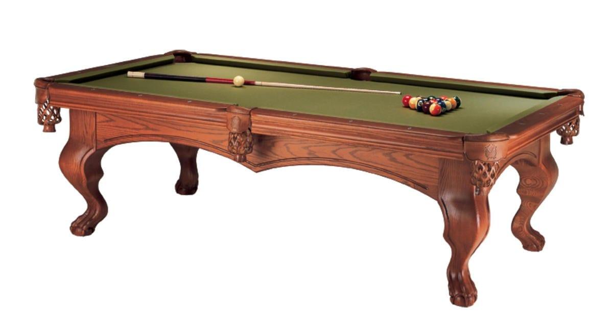 conquistador pool table