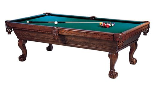 durango pool table