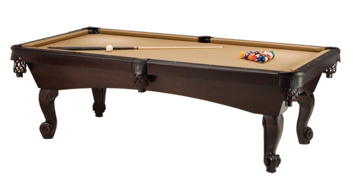 pueblo pool table