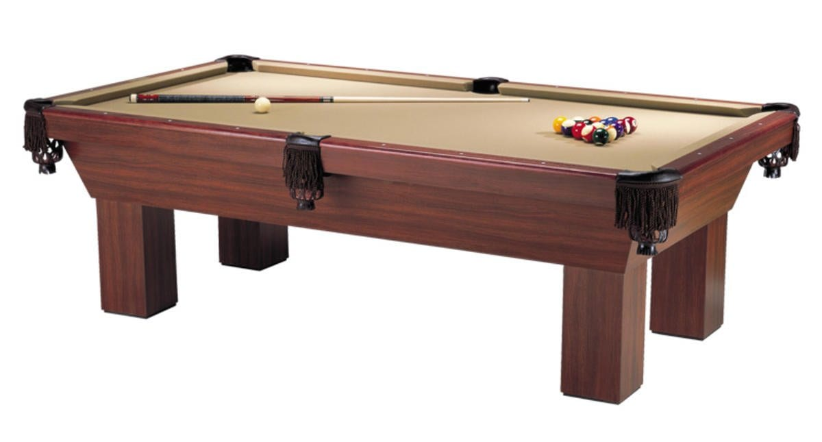 redington pool table