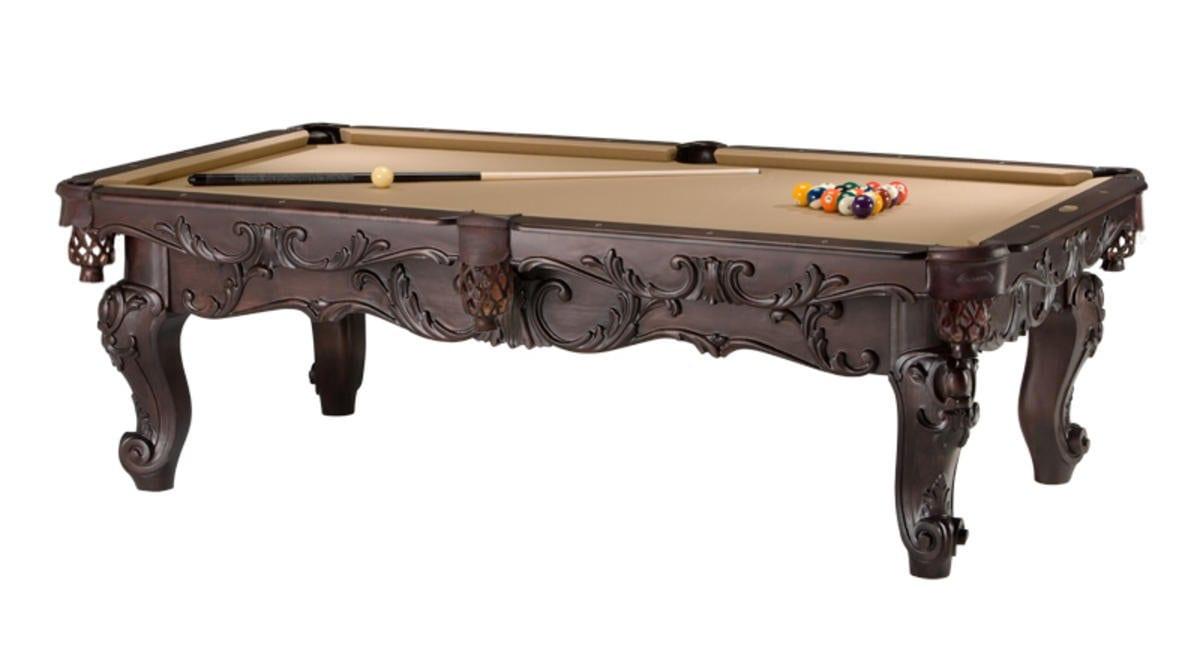 san xavier pool table