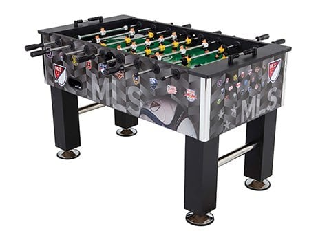 Triumph MLS Foosball Table Full View