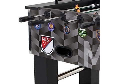 Triumph MLS Foosball Table Side View-2