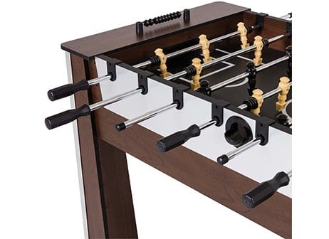 Triumph Verona Foosball Side View