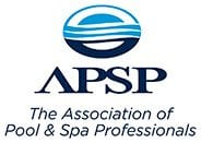 the association of pool and spa accessories logo