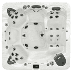 resized small american tub